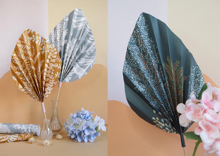 DIY palmes automne
